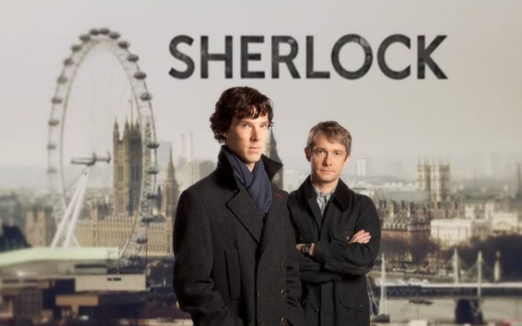 Protagonistas de Sherlock