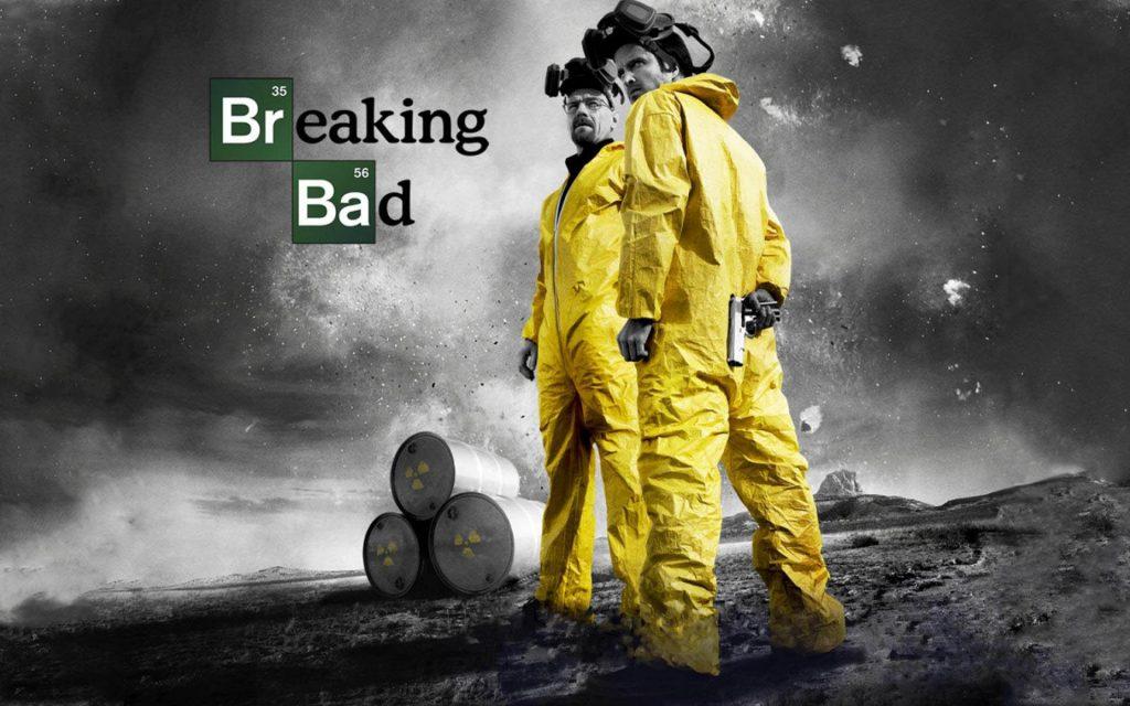 Protagonistas de Breaking Bad
