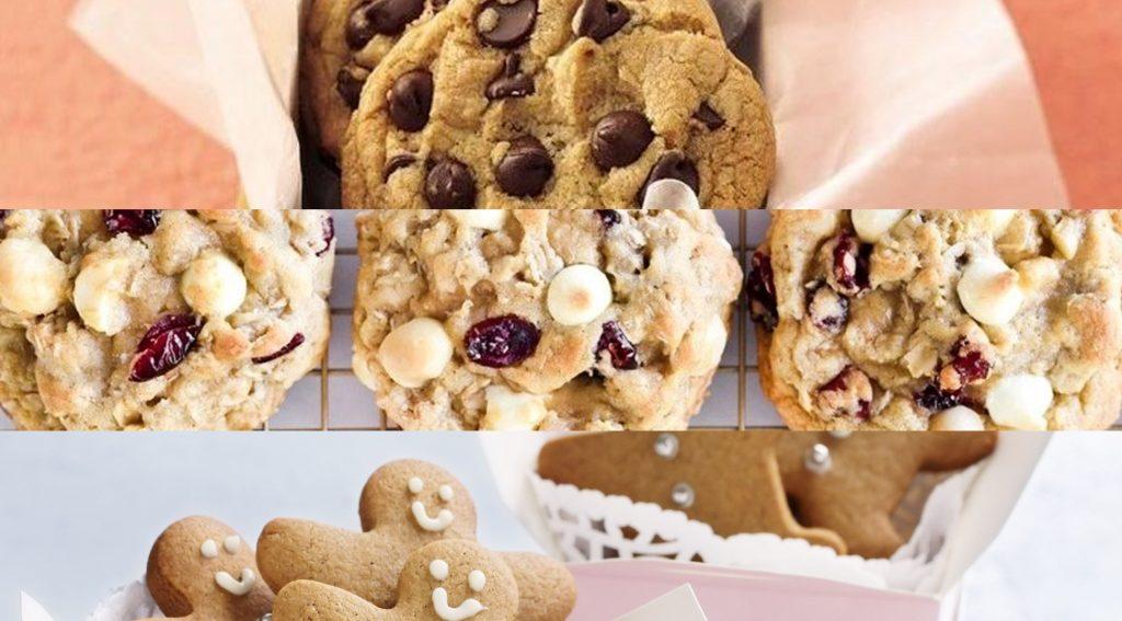 recetas cookies