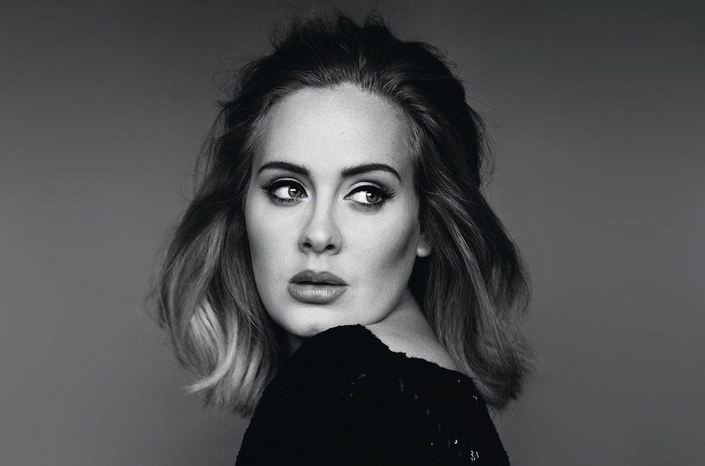 Foto de encabezado de Adele
