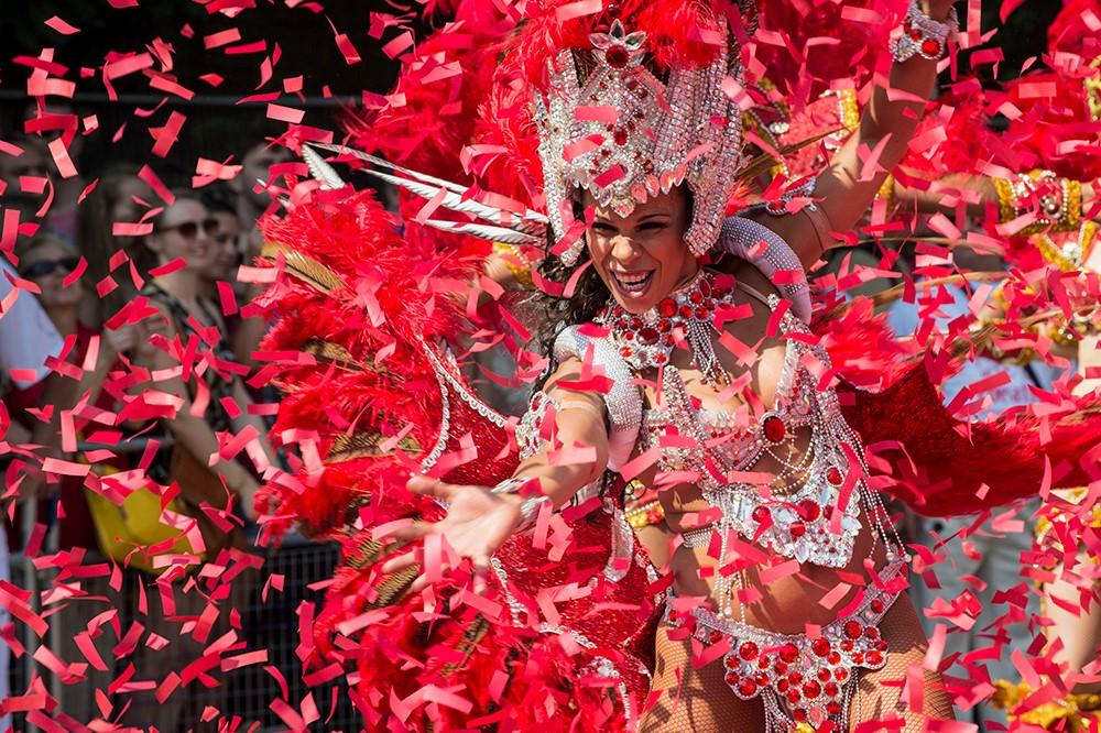 Fotografía de Carnaval