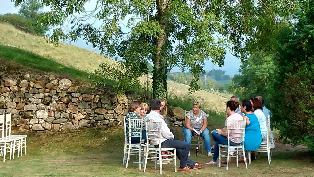 Conversación en inglés durante The Getaway